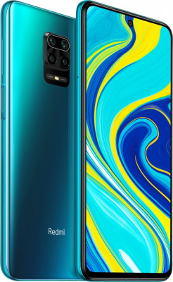 телефон xiaomi redmi note 9s 4/64 gb синий от магазина MiStore
