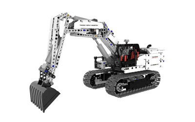 Конструктор Xiaomi Mitu Engineering Excavator