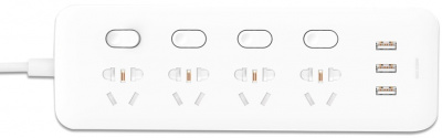 Xiaomi 4 Holes Single Control With 3Usb Port Powerstrip